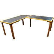 Danish Modern Scandinavian 2000 Series Desk/Table by Magnus Olesen