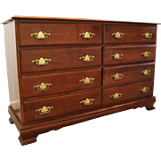 Chippendale Cherry Chest of Drawers/Dresser