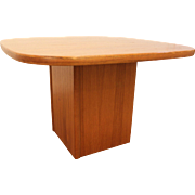 Mid-Century Danish Modern Mobler Teak Side/End Table