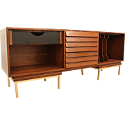 Mid-Century Danish Modern American of Martinsville Credenza/Media Center #76