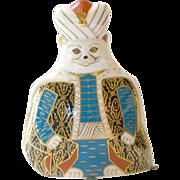 1986 Royal CrownDerby Royal Cats Persian
