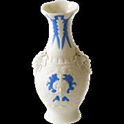 Bennington Porcelain Parian Ware Vase