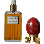Vintage Dior Dior by Christian Dior Eau de Toilette Spray 100ml Tester  EDT Perfume