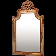 Vintage Italian Wall Mirror Gold Gilt Florentine