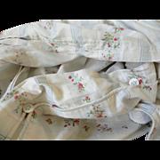 Retired Vintage Ralph Lauren Julianne Duvet Cover Queen Full Sussex Gardens Collection Aldenwood
