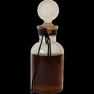 Rare FIAMMA Perfumed Body Oil by Princess Marcella Borghese