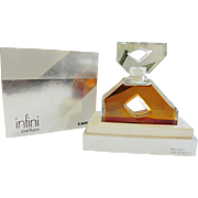 Large Caron Infini 2 oz Pure Parfum Extrait Vintage Perfume