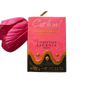 Sealed C'est la Vie Bath Body Perfumed Bar Soap CHRISTIAN Lacroix NOS Vintage