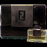 Vintage Fendi Mini Eau de Toilette and 50g Perfumed Soap in Case