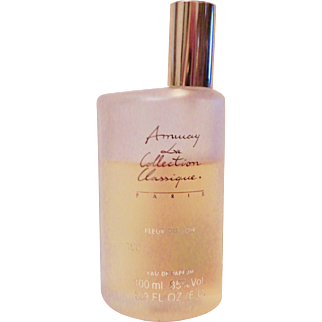 Vintage Amway La Collection Classique 100ml FLEUR du SOIR EDP Spray 3.3 oz Vintage French Perfume
