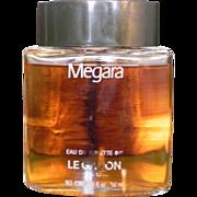 Rare Le Galion Megara EDT 100ml 95% Full Paris Vintage