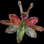 Colorful D&E Bug Pin