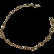 Beautiful14KT Gold Bracelet