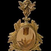 Ornate French Vintage Perfume Bottle