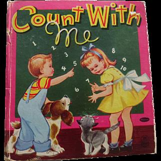 Cozy Corner Children's Book Count With Me