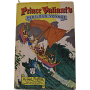 Prince Valiant's Perilous Voyage Children's Book Book 4 in the Series 1954
