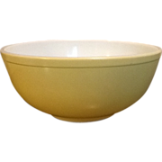 Pyrex Primary Yellow Large Mixing Bowl