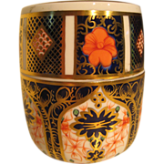 Royal Crown Derby table lighter