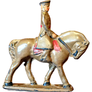 Auburn Rubber Mounted Officer
