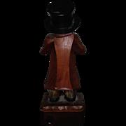 Vintage Italian Anri Whimsical Horn Figure