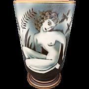 MCM Gunnar Nylund ALP Sweeden  Nude Vase