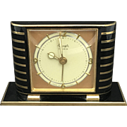 Art Deco Kienzle Table Alarm Clock