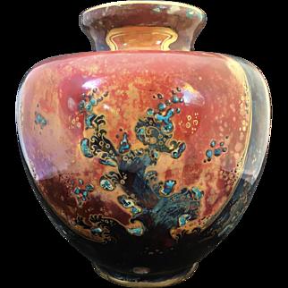 Art Nouveau Bernard Moore Vase
