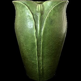 Art Nouveau Grueby Vase