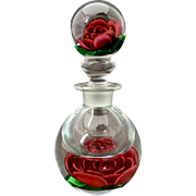 Charles Karin Double Rose Perfume / RARE