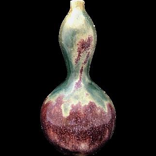 Art Nouveau French Art Pottery Vase