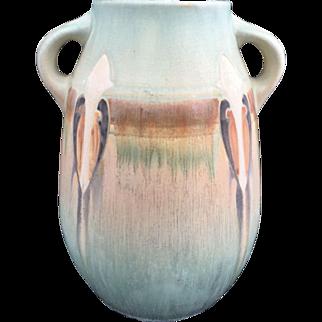 "Roseville Monticello Vase 7"""