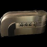 Art Deco Lawson Kem Weber Clock