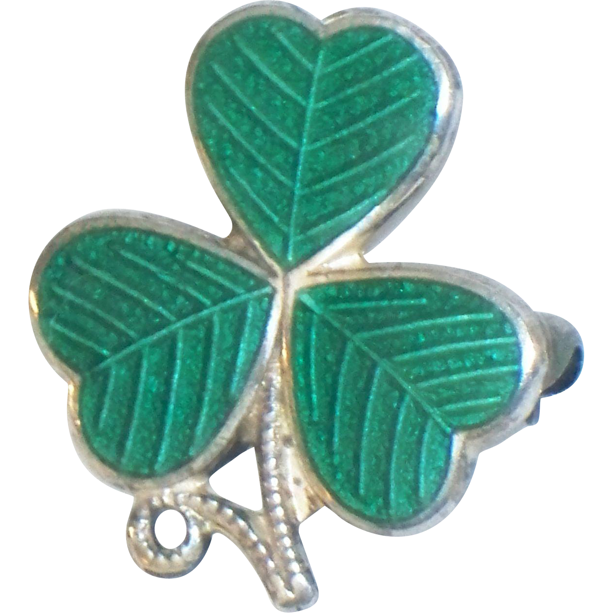 Lucky Irish Shamrock Quality Enamel Lapel Pin Badge • £1.79 ...