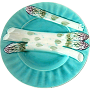 Luneville French Asparagus Plate