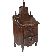 Provencal French Antique Flour Box, 'Fariniere',