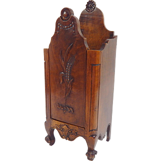 """French Vintage Flour Box from Provence """"Fariniere"""""""