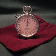 Vintage Majestime Seven Jewel 1/10th Stop Watch