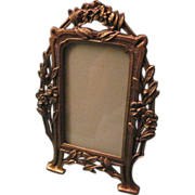 Vintage French Art Deco Picture Frame
