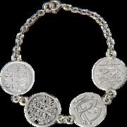 Victorian Love Token Bracelet
