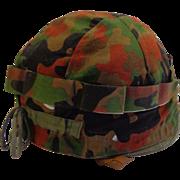 Vintage Swiss Army Helmet in Beautiful Condition Switzerland Military