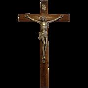 Nice Vintage Large Crucifix Made in Italy Catholic Christian