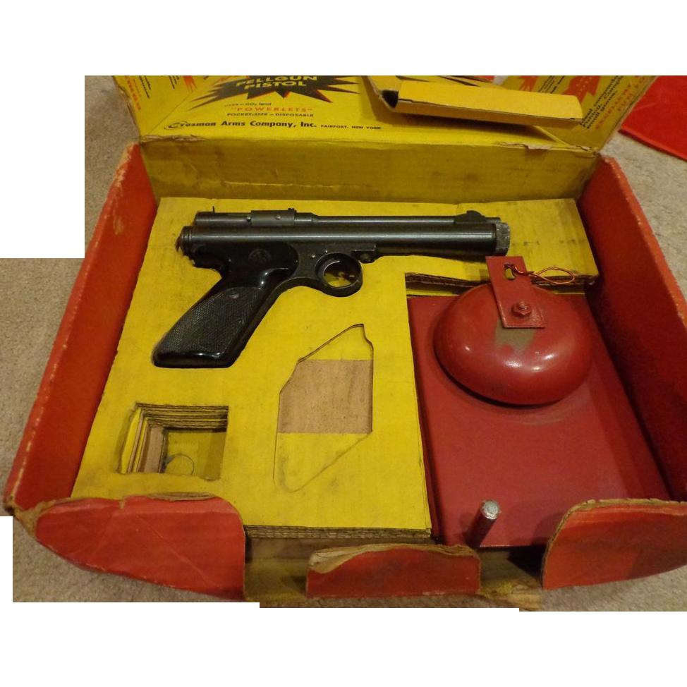 Old Crosman Bb Guns – Jerusalem House