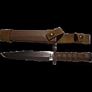 Ontario Knife Co USMC Bayonet OKC3S United States Marine Corps Combat Knife