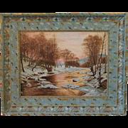 """Untitled"" Oil on Canvas by Yan Ibbensen"