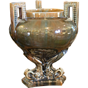 Very Large English Art Deco Urn
