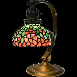 Handel Adjustable desk lamp ca. 1910