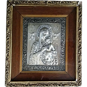 Antique Our Lady of Perpetual Help Icon