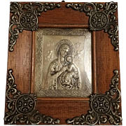 Our Lady of Perpetual Help Greek Icon