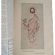 """Catholicism in Nippon"" Publication, WWII Japan 1944"