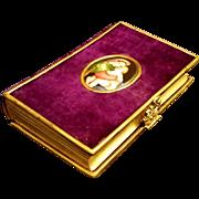 "1873 ""The Companion of the Sanctuary"" English/Latin Missal in Original Box"